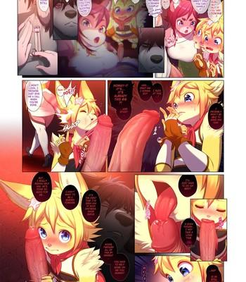 Arcana Tales 2 - The Alchemist And The Beast comic porn sex 008
