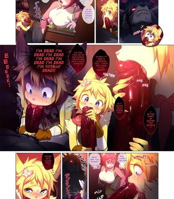 Arcana Tales 2 - The Alchemist And The Beast comic porn sex 010
