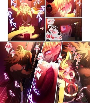 Arcana Tales 2 - The Alchemist And The Beast comic porn sex 016