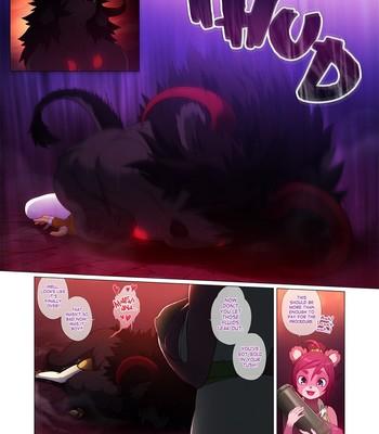 Arcana Tales 2 - The Alchemist And The Beast comic porn sex 019