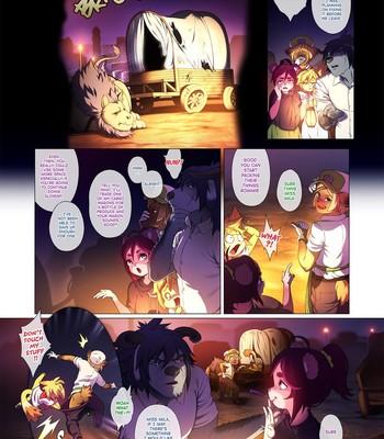 Arcana Tales 2 - The Alchemist And The Beast comic porn sex 031