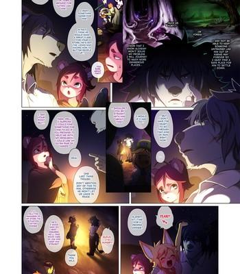 Arcana Tales 2 - The Alchemist And The Beast comic porn sex 032
