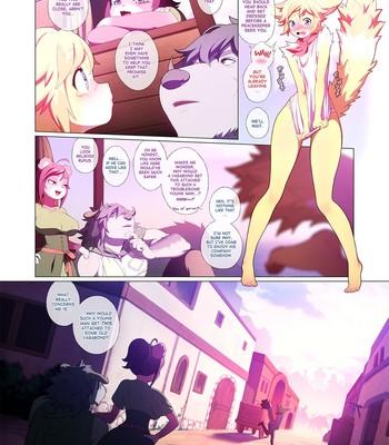 Arcana Tales 2 - The Alchemist And The Beast comic porn sex 037