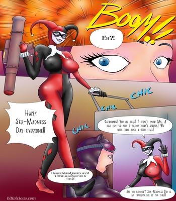 Arkham Asylum – Sex-Madness comic porn sex 007
