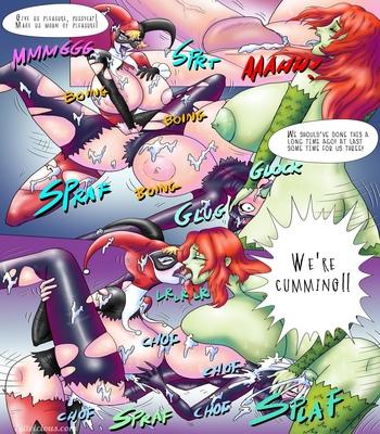 Arkham Asylum – Sex-Madness comic porn sex 028