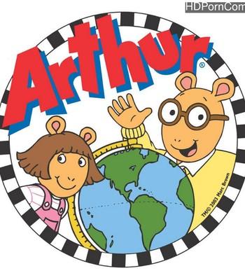 Porn Comics - Arthur & DW