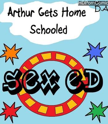 Porn Comics - Arthur Gets Home Schooled – Sex Ed