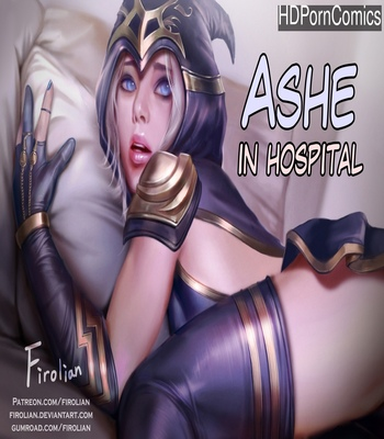 Porn Comics - Ashe In Hospital