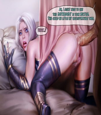 Ashe-In-Hospital 58 free sex comic