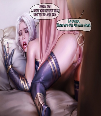 Ashe-In-Hospital 64 free sex comic