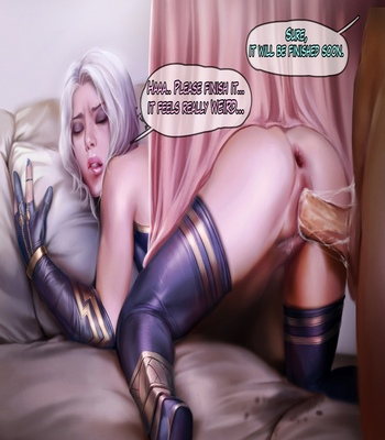 Ashe-In-Hospital 72 free sex comic