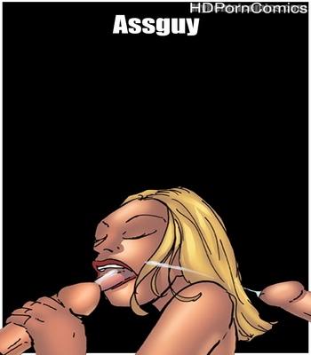 Assguy comic porn