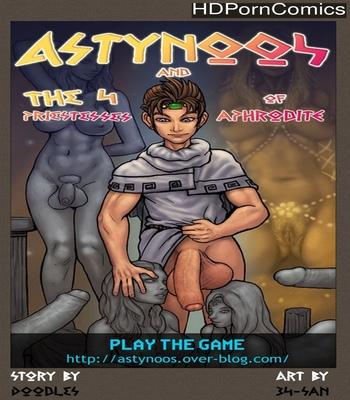 Porn Comics - Astynoos And The 4 Priestesses Of Aphrodite