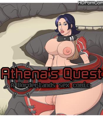 Porn Comics - Athena's Quest