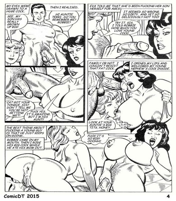 Aunties Have Needs Too comic porn sex 004