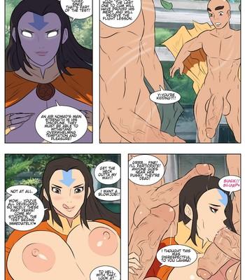 Avatar Yangchen comic porn sex 004