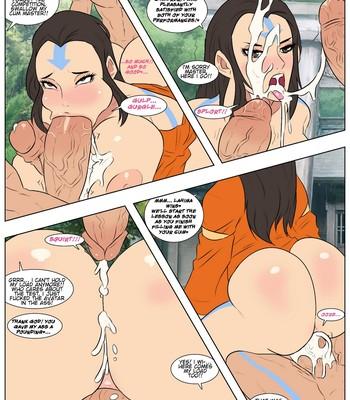 Avatar Yangchen comic porn sex 006
