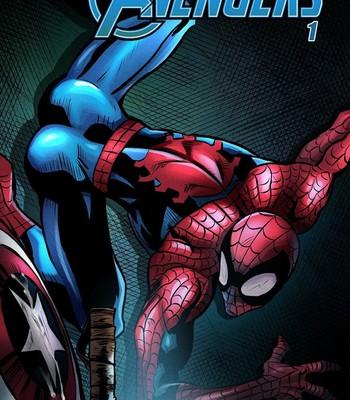 Porn Comics - Avengers 1