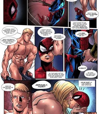 Avengers 1 comic porn sex 003