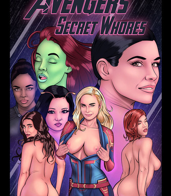 Porn Comics - Avengers Secret Whores