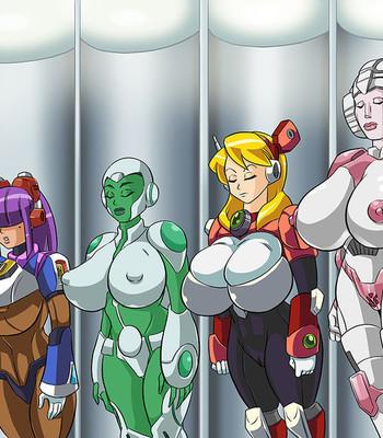 Porn Comics - Aya 1 – Intergalactic Trouble
