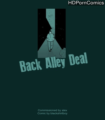 Porn Comics - Back Alley Deal
