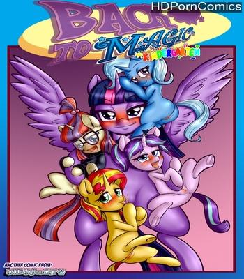 Back To Magic Kindergarten comic porn thumbnail 001