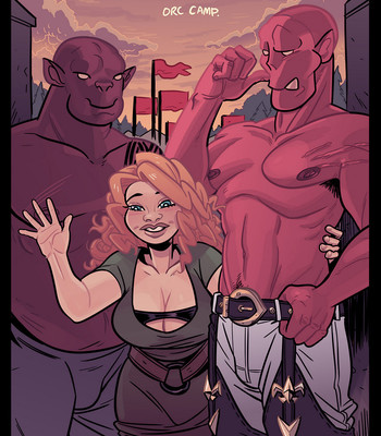 Porn Comics - Balst – Orc Camp