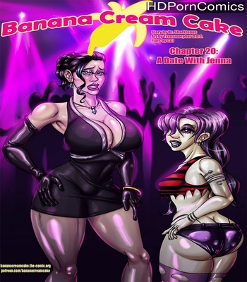 Porn Comics - Banana Cream Cake 20 – A Date With Jenna