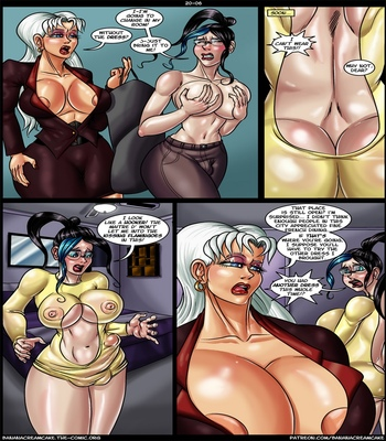 Banana Cream Cake 20 – A Date With Jenna comic porn sex 007