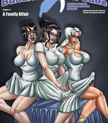 Porn Comics - Banana Cream Cake 21 – A Family Affair
