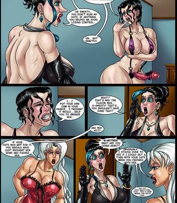 Banana Cream Cake 21 – A  Affair comic porn sex 003