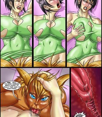 Banana Cream Cake 21 – A  Affair comic porn sex 028