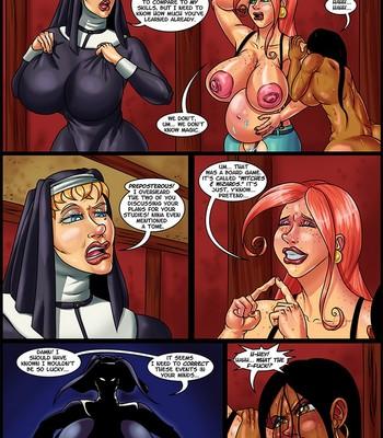 Banana Cream Cake 22 - Mother Superior's Coven comic porn sex 034
