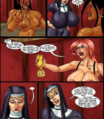 Banana Cream Cake 22 – Mother Superior's Coven comic porn sex 035