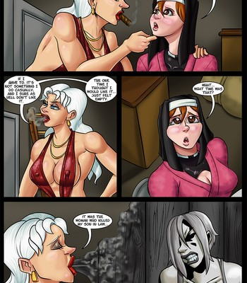 Banana Cream Cake 25 - Sinful Sistter comic porn sex 006