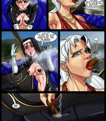 Banana Cream Cake 25 - Sinful Sistter comic porn sex 012