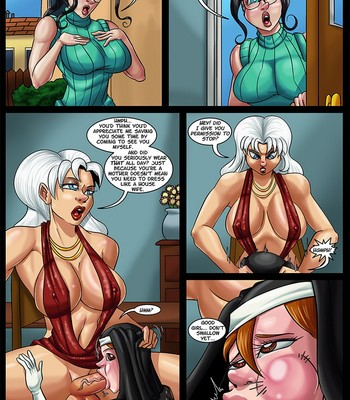 Banana Cream Cake 25 - Sinful Sistter comic porn sex 013