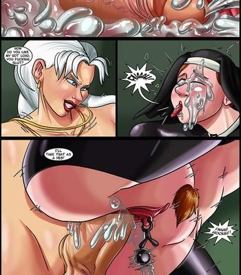 Banana Cream Cake 25 - Sinful Sistter comic porn sex 046