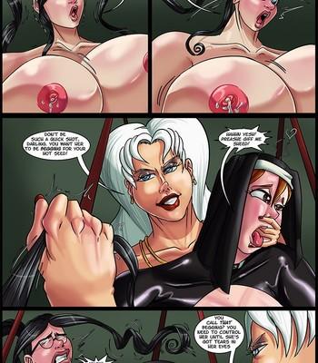 Banana Cream Cake 25 - Sinful Sistter comic porn sex 050