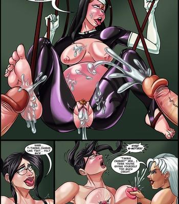 Banana Cream Cake 25 – Sinful Sistter comic porn sex 053