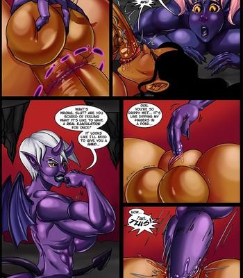 Banana Cream Cake 26 – A Harsh Lesson comic porn sex 045