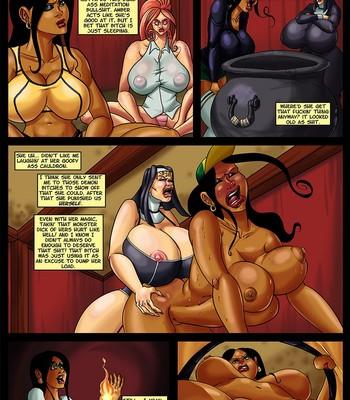 Banana Cream Cake 26 – A Harsh Lesson comic porn sex 052