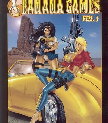 Porn Comics - Banana Games 1