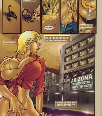 Banana Games 1 comic porn sex 002