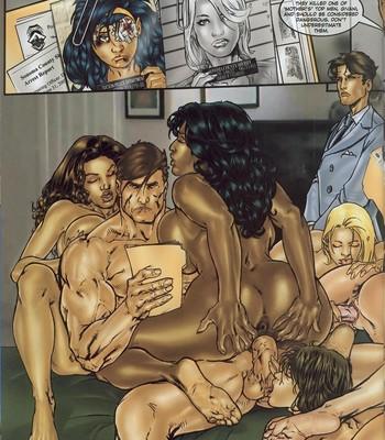 Banana Games 1 comic porn sex 030