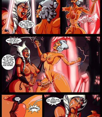 Banana Shortcake 7 – Star Whores – Revenge Of The Tiddie comic porn sex 004