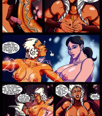 Banana Shortcake 7 – Star Whores – Revenge Of The Tiddie comic porn sex 005