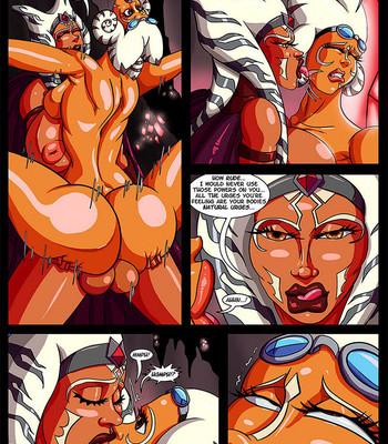 Banana Shortcake 7 – Star Whores – Revenge Of The Tiddie comic porn sex 006