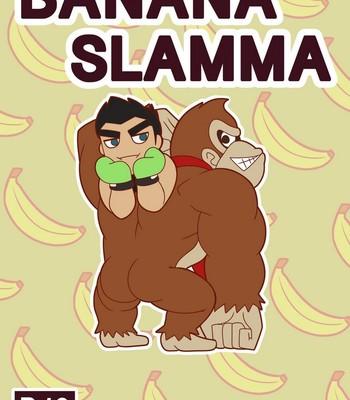 Porn Comics - Banana Slamma